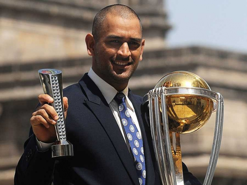 MS Dhoni gets the country's third-highest civilian award – Padma Bhushan.