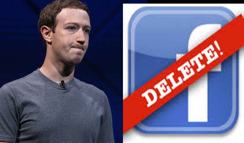 DELETE FACEBOOK!!! But why?